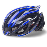 New Sport Bicycle Helmets Ultralight Unisex Breathable Mountain Road Bike Helmet Night Light Cycling Helmet H1002 - Hespirides Gifts - 5