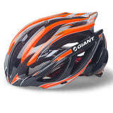 New Sport Bicycle Helmets Ultralight Unisex Breathable Mountain Road Bike Helmet Night Light Cycling Helmet H1002 - Hespirides Gifts - 6