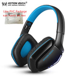 KOTION EACH B3506 Noise Isolation Bluetooth Stereo Headphone Foldable Best Wireless Music Headset with Mic 3.5mm Cable for Phone - Hespirides Gifts - 2