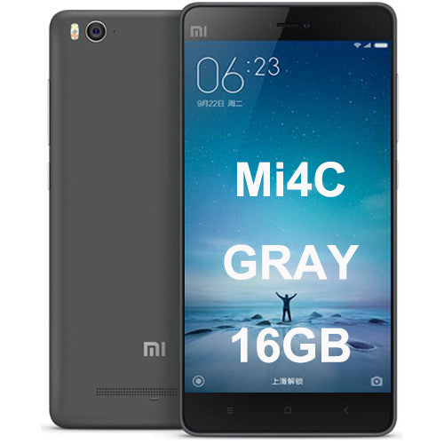 Original Xiaomi Mi4c 2GB RAM 1 16GB ROM cell phone Qualomm Snapdragon 3080mAh google play - Hespirides Gifts - 3