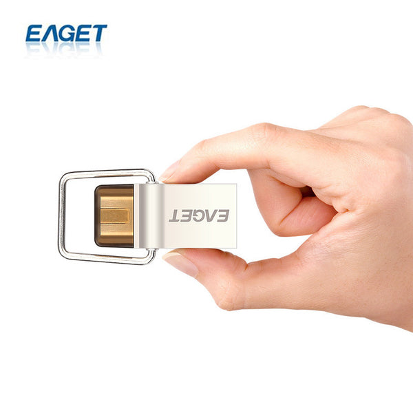 EAGET CU10 Original Type-C USB3.0 Flash Drive Micro USB OTG 16gb 32gb 64gb Pendrive Smart Phone Pen Drive Memory Portable U Disk - Hespirides Gifts