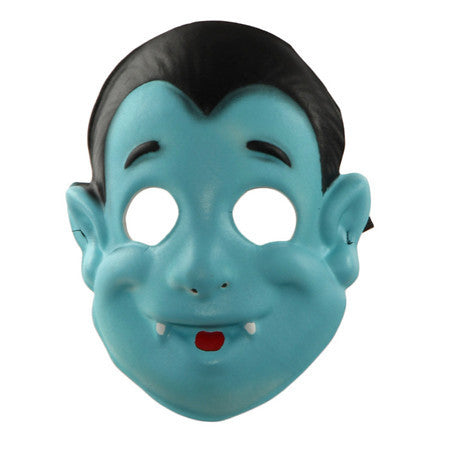 Plastic Halloween Funny Diversity Fancy Ball Kids Mask Monster style full mask children mask carnival supply - Hespirides Gifts - 5