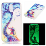 Luminous Soft TPU Cover for Motorola Moto G4 / Moto G 4 Plus / Moto G4 Play Ultra-thin Fluorescence Silicone Back Phone Cases - Hespirides Gifts - 2