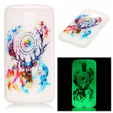 Luminous Soft TPU Cover for Motorola Moto G4 / Moto G 4 Plus / Moto G4 Play Ultra-thin Fluorescence Silicone Back Phone Cases - Hespirides Gifts - 5
