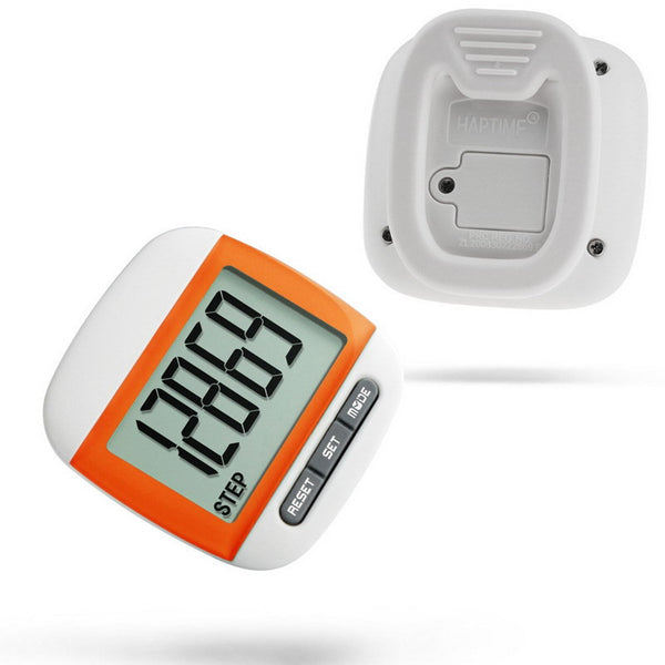 Waterproof Step Movement Calories Counter Multi-Function Digital Pedometer H1E1 - Hespirides Gifts