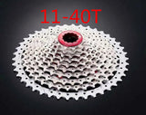 SunRace Bicycle wheel 10 Speed Mountain Bicycle Cassette Tool MTB Flywheel Bike Parts 11-40T 11-42T - Hespirides Gifts - 3