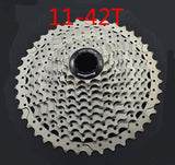 SunRace Bicycle wheel 10 Speed Mountain Bicycle Cassette Tool MTB Flywheel Bike Parts 11-40T 11-42T - Hespirides Gifts - 7