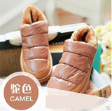 Women winter snow boots, warm flat and waterproof boots for winter size 36-43 - Hespirides Gifts - 6