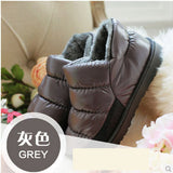 Women winter snow boots, warm flat and waterproof boots for winter size 36-43 - Hespirides Gifts - 3