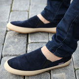 New summer Spring England Fashion Men shoes Zapato Casual shoes Loafer flats Slip on shoes 1320 - Hespirides Gifts - 1