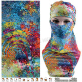 Latest Fashion Various Women Outdoor Multifunctional Headband Balaclava Seamless - Hespirides Gifts - 8