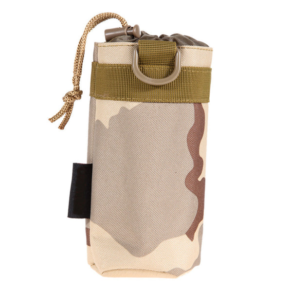 Outdoor Camping Bags For Tactical Military Molle System Water Bottle Bag Kettle Pouch Holder H1E1 - Hespirides Gifts - 1