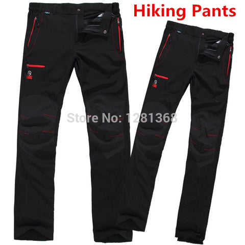 Outdoor Summer Quick Dry Hiking&Camping Pants Women&Men Breathable Hunting&Escalada Trousers Couples UV Protection Fishing Pants - Hespirides Gifts - 1