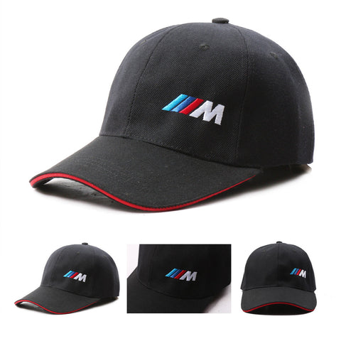 Hot New Original Single For Motorsport Baseball Cap Female Spring And Summer Snapback Hip-Hop Cap Men Black Hats Men - Hespirides Gifts - 1