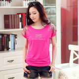 round neck t-shirt camisetas Y tops mujer kawaii tee femme summer style - Hespirides Gifts - 5