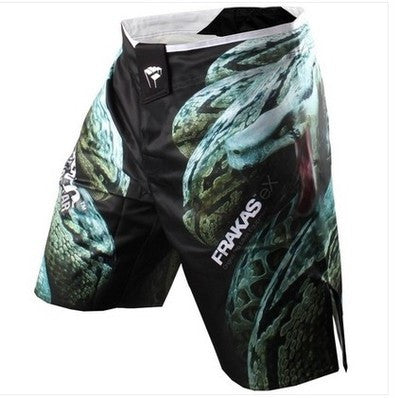 Mens MMA Martial Arts Shorts - Hespirides Gifts - 6