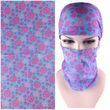 Latest Fashion Various Women Outdoor Multifunctional Headband Balaclava Seamless - Hespirides Gifts - 22