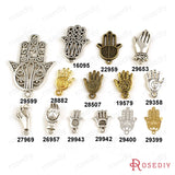 Palm Buddha hCharms Pendants Diy Jewelry Findings Accessories More styles can picked - Hespirides Gifts - 1