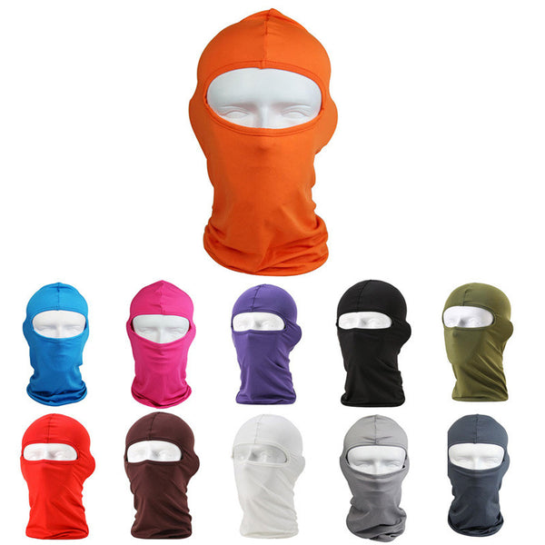 Motorcycle Cycling Ski Neck protecting Outdoor Balaclava Full Face Mask - Hespirides Gifts - 1