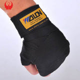 Cotton Sports Strap Boxing Bandage Sanda Muay Thai MMA Taekwondo Hand Gloves Wraps - Hespirides Gifts - 1