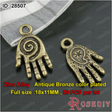 Palm Buddha hCharms Pendants Diy Jewelry Findings Accessories More styles can picked - Hespirides Gifts - 14
