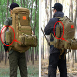 Outdoor Camping Bags For Tactical Military Molle System Water Bottle Bag Kettle Pouch Holder H1E1 - Hespirides Gifts - 4