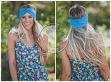 Hot Sales Twist Turban Headband Sport Yoga Stretch Headbands for Women Hair bands Bandana Head wrap Girls Hair Accessories - Hespirides Gifts - 20