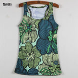 New Sexy Leopard Women Graffiti Printing 3D Vest Stripe Tank Tops Women - Hespirides Gifts - 3