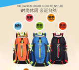 Mountain Backpack 40L Hiking Backpacks Cycling Road Rucksack Sport & Camping Pack Large Outdoor Travel Bag mochila - Hespirides Gifts - 11