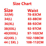 Men's Shorts Summer Board Shorts Surf Shorts Trunks Elastic Waist Band summer (M=32 L=34 XL=36 XXL=38) - Hespirides Gifts - 3