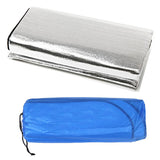 Foldable Folding Sleeping Mattress Mat Pad Waterproof Aluminum Foil EVA Outdoor Camping Mat inflatable mattress H1E1 - Hespirides Gifts - 4
