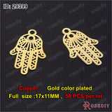 Palm Buddha hCharms Pendants Diy Jewelry Findings Accessories More styles can picked - Hespirides Gifts - 5