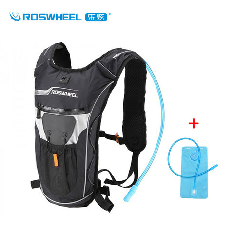 Roswheel 2L Straw Water Bag Backpack Men And Women Surperlaight Hiking Running Cycling Water Bladder Backpack Hydration Backpack - Hespirides Gifts - 1