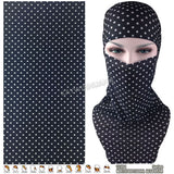 Latest Fashion Various Women Outdoor Multifunctional Headband Balaclava Seamless - Hespirides Gifts - 7