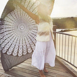 Mandala Tapestry Indian Wall Hanging Beach Wraps Pool Shower Towel Blanket Scarves - Hespirides Gifts - 1