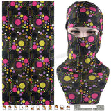 Latest Fashion Various Women Outdoor Multifunctional Headband Balaclava Seamless - Hespirides Gifts - 20