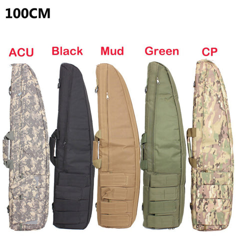 New Tactical Heavy Gun slip Bevel Carry Bag Rifle Case shoulder pouch Hunting Backpack Bags for Hunting - Hespirides Gifts - 1