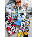 hot! new Fashion 3D Animal Print Socks Casual Cute Character Candy Colors Sock - Hespirides Gifts - 1