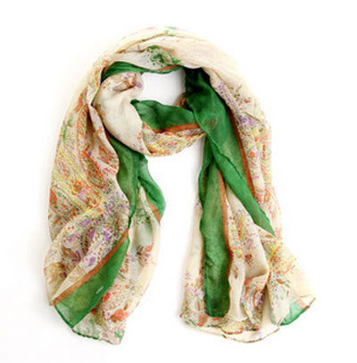 Floral Scarf - Hespirides Gifts - 3