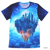 New fashion men 3d Printing t-shirt Men Casual short sleeve t shirt for men tee shirt - Hespirides Gifts - 13