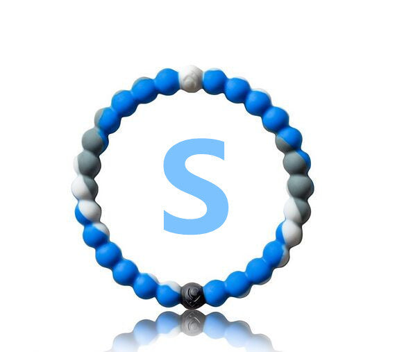 New Limited Edition Authentic Shark Lokai bracelet silicone Varied Sizes And Colors - Hespirides Gifts - 5