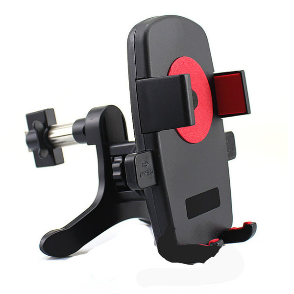 hot sale ABS mobile phone mount support car mobile phone holder universal car phone bracket for i Phone Samsung L G - Hespirides Gifts - 1