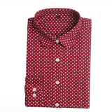 Hot Sale Women Polka Dot Shirt - Hespirides Gifts - 20