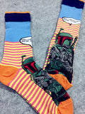 hot! new Fashion 3D Animal Print Socks Casual Cute Character Candy Colors Sock - Hespirides Gifts - 13