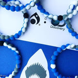 New Limited Edition Authentic Shark Lokai bracelet silicone Varied Sizes And Colors - Hespirides Gifts - 1