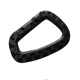 Mini Climbing Carabiner Clip Edc Tool Outdoor Camping Carabiner Equipment Military - Hespirides Gifts - 3
