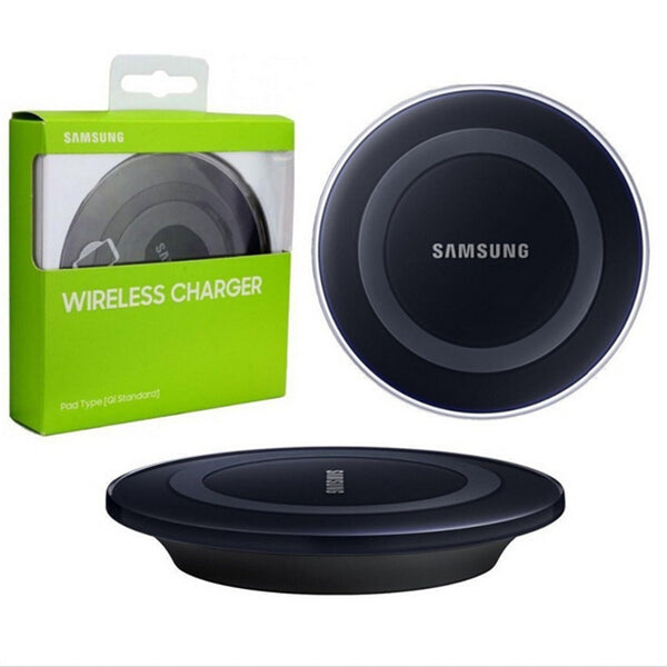 Protable Universal Qi Wireless Charger Charging Pad for Samsung Galaxy S6 Edge S5 iPhone 6 Plus 6S 5S for LG HTC Nokia Sony ect - Hespirides Gifts - 1