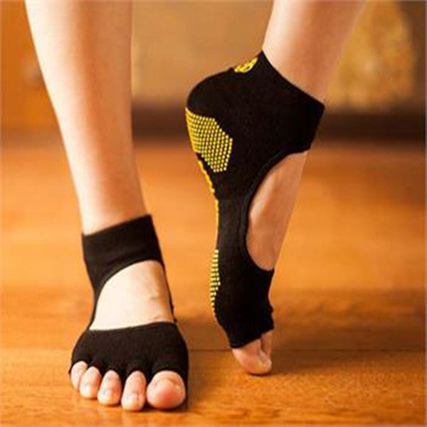 Men and Women Professional Yoga Socks - Hespirides Gifts - 4