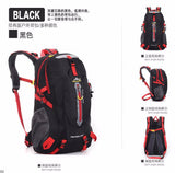 Mountain Backpack 40L Hiking Backpacks Cycling Road Rucksack Sport & Camping Pack Large Outdoor Travel Bag mochila - Hespirides Gifts - 15