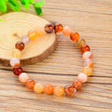 Tiger Eye Love Buddha Bracelets Jewelry Trendy Natural Stone Bracelet For Women - Hespirides Gifts - 31
